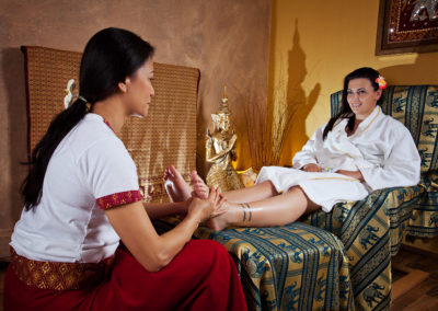 THAI SPA - Fußreflexzonenmassage